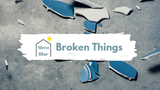 Have you ever broken something special?