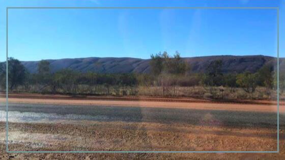 Alice Springs Road Trip