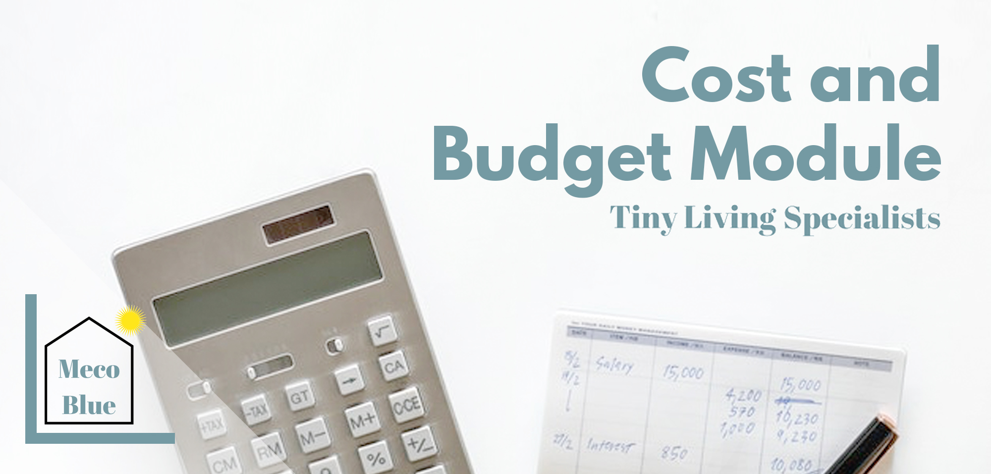cost and budget module