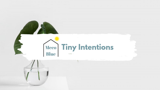 Living with Tiny Intentions