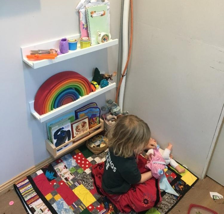 Tiny Living Space Hacks for Kids' Corner