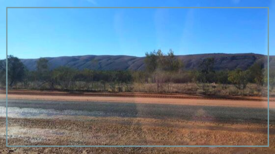 Alice Springs Road Trip